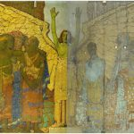 Jules-Guerin-Lincoln-Memorial-Wall-Painting